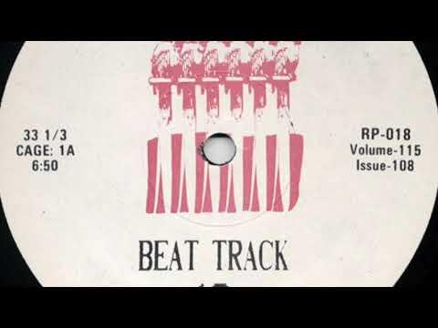 Juan Atkins - Beat Track (Version 1)