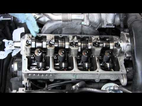 VW TDI and Audi TDI bad camshaft removal and replacement procedure DIY