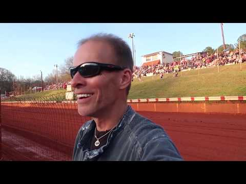 Winder Barrow Speedway Dirt Track