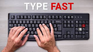 Download lagu Learn to Type Fast (95 Words per Minute)