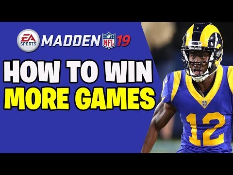 HOW TO MAKE PEOPLE QUIT IN MADDEN 19!! BLITZ AND DEFENSE