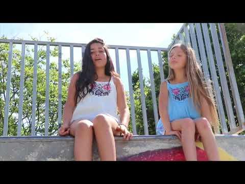 "LUCIE ET HIZIA ""Un peu de rêve"" Vitaa et Claudio Capeo"