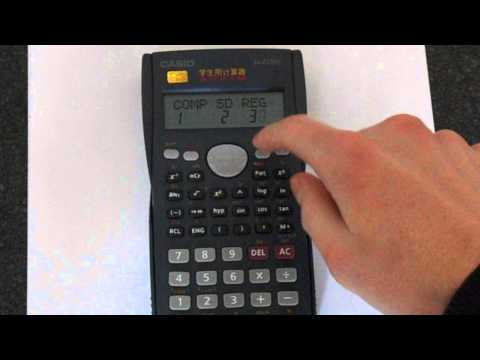 Casio fx-82MS: Degrees, Radians and Gradians from YouTube · Duration:  59 seconds