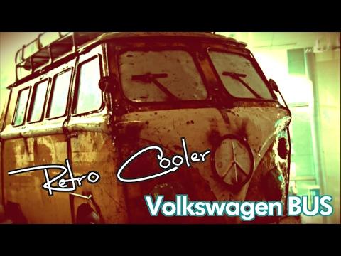 Retro Vw Bus Cooler The Coolest Ice Beats Yeti In Looks Price