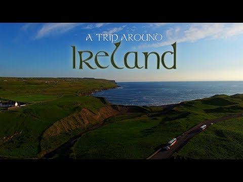 A Trip Around Ireland – Vacation 2017