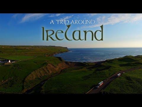 A Trip Around Ireland – Vacation 2017