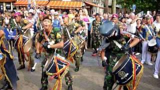Dewaruci Indonesia Crewparade Sail 2010 Amsterdam