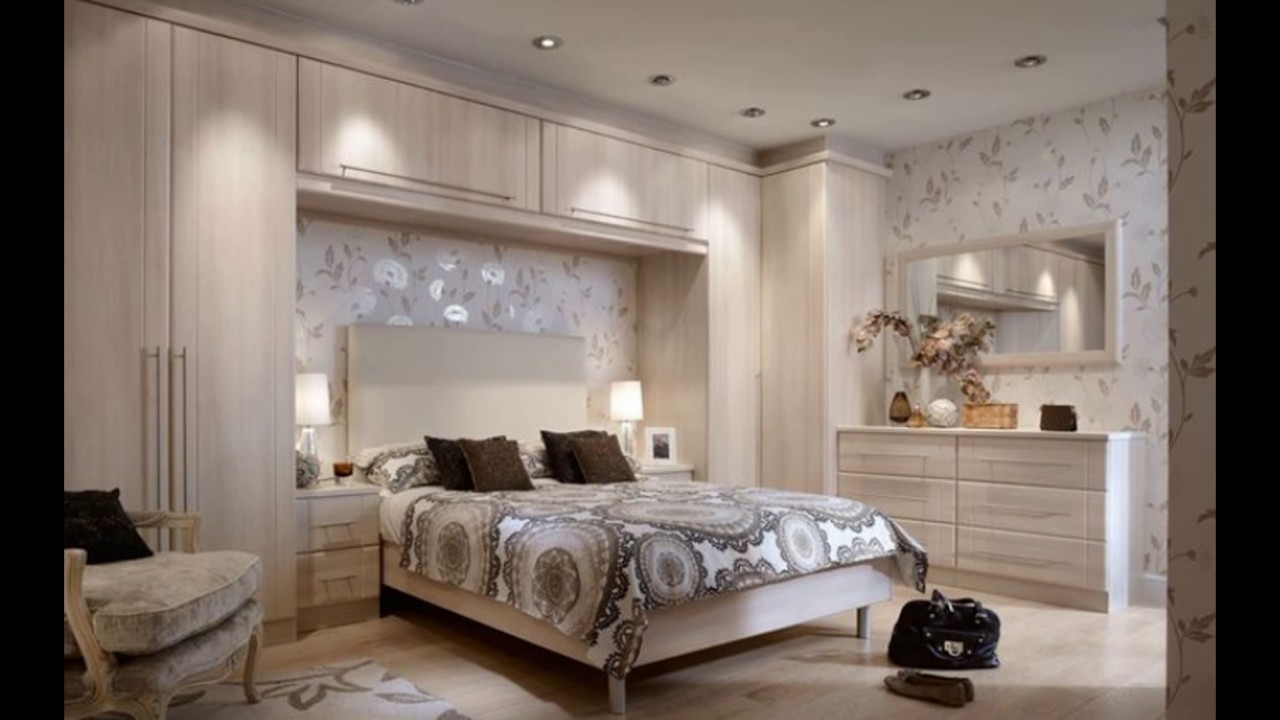 Bedroom Furniture Fitted fitted bedroom furniture - youtube