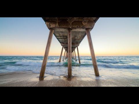 A Walk Around Hermosa Beach, California