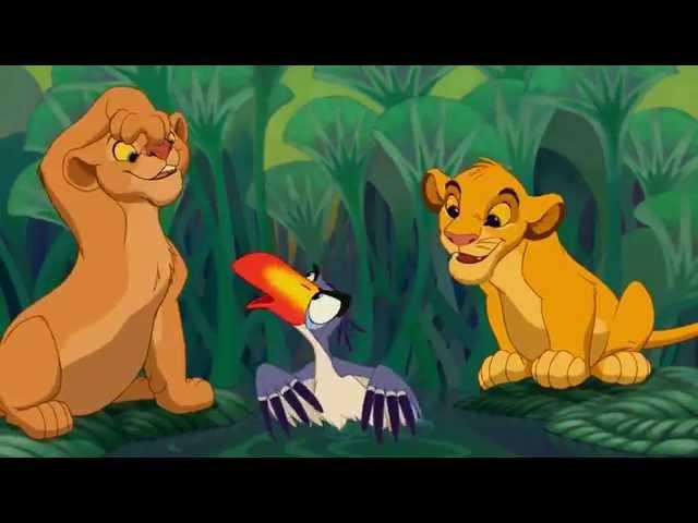 De Leeuwenkoning | Liedje: Wacht Maar Af Totdat Ik Koning Ben | Disney BE