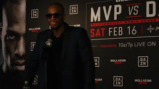 Bellator 216: Michael Page (MVP) Feels Paul Daley Should Retire, but Willing to Go Again in England