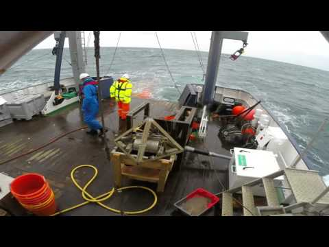 A day in the life of our research vessel