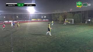 Ayanlar FK (5) - (1) 237 Spor  / ISTANBUL / iddaa Rakipbul Ligi 2017