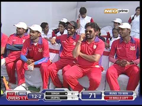 Wonder Cement - #Saath7 1st Semi Final Match : MSG Club VS Chirawa Cricket Club (Part 2)
