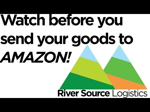 Amazon FBA  Inspection and Importing from China Best Practices by River Source Logistics