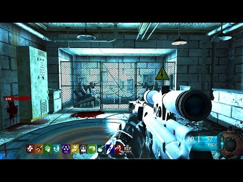 VERRUCKT EASTER EGG MOD. - BRAND NEW CALL OF DUTY CUSTOM ZOMBIES GAMEPLAY MOD! (WAW Zombies)