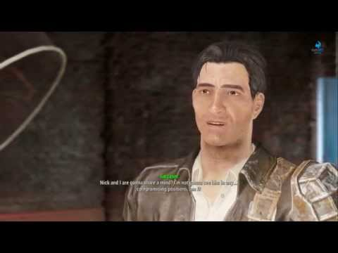 Fallout 4: All Sarcastic Funny Options(PS4/1080p)