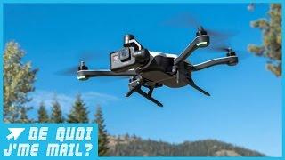 On a essayé Karma, le nouveau drone de GoPro DQJMM (2/3)