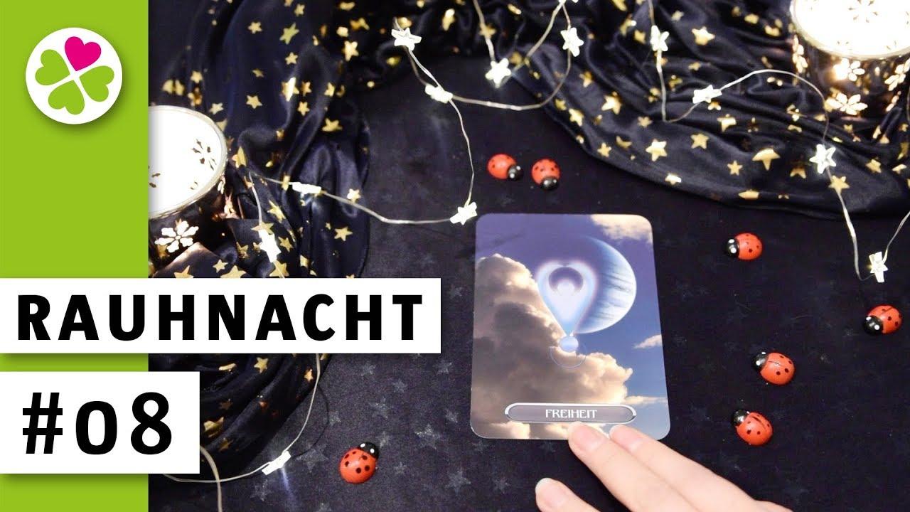 Erstes Rauhnacht-Video auf YouTube ansehen