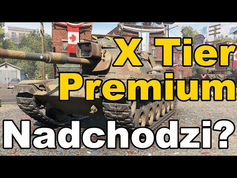 News!!! X Tier premium nadchodzi ??? World of Tanks Xbox One/Ps4
