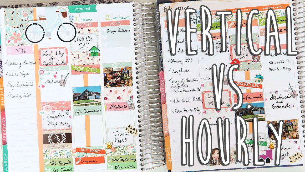 "Calendar Vs Planner : Search results for ""erin condren life planner calendar"