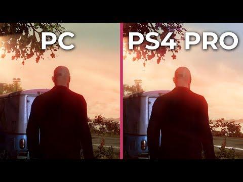 Hitman Absolution – Original on PC vs. Remaster on PS4 Pro Graphics Comparison