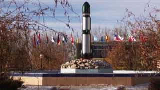 """Запуск ракеты """"Сатана"""" в Ясном 21.11.2013. DNEPR CLUSTER MISSION 2013"""