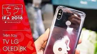 #IFA18: HTC U12 Life - thiết kế vỏ khá lạ mắt, 6