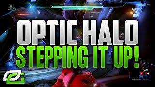 OpTic Halo Stepping it Up!!