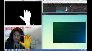 v2Movie : Tracking Multiple Color Markers with OpenCV and
