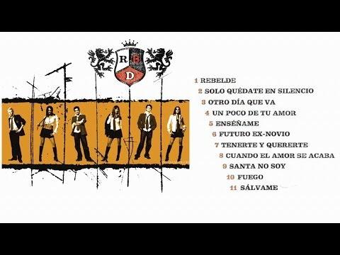 RBD  Rebelde Full Album + DL iTunes Plus