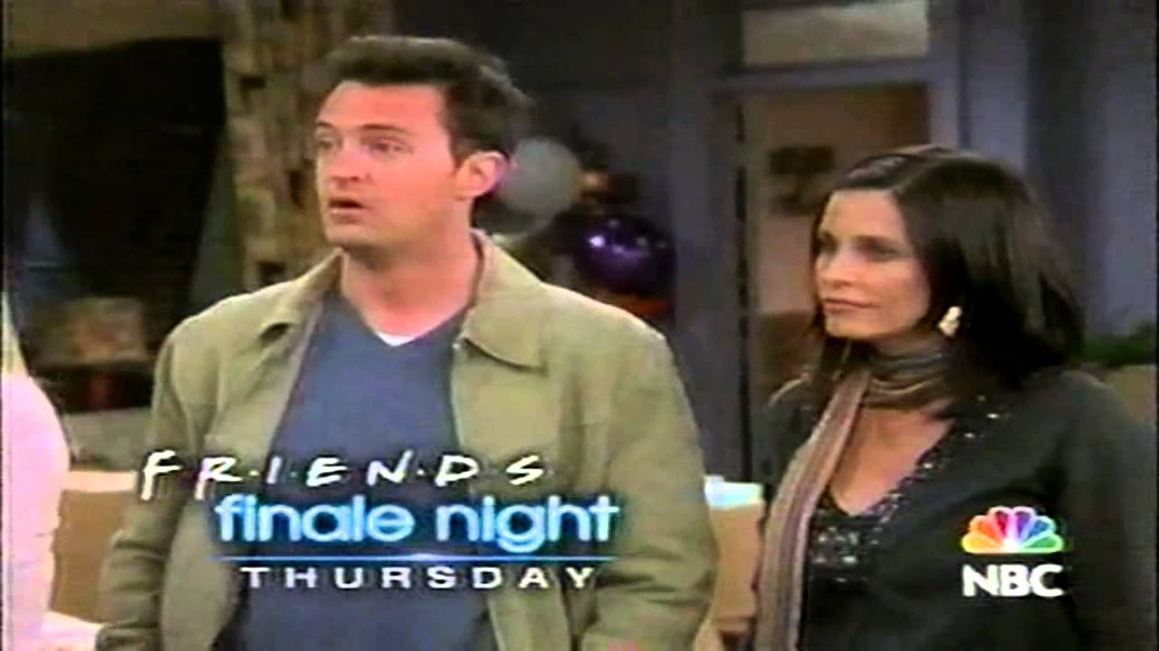 Friends Season 10 Final Episode Promo 1 - YouTube