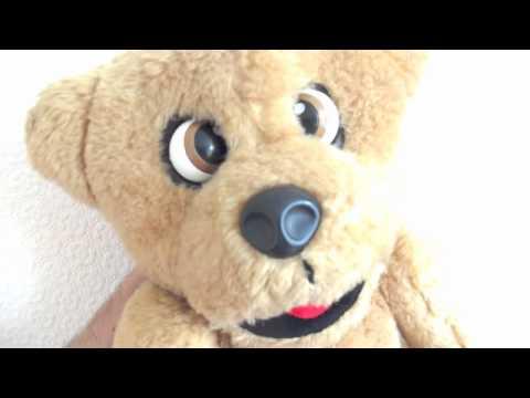 Nookie Bear Goes Cross Eyed Youtube