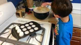 Perfect Hard Boiled Eġgs (by baking them)