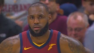 LeBron James Plays Point Guard Position for Cleveland Cavaliers! Bulls vs Cavaliers!