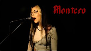 Download MONTERO (Call Me By Your Name) (Metal Cover by Violet Orlandi)