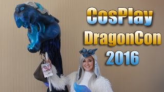 DragonCon 2016 Cosplay | What is Dragoncon ? | Cosplayers |