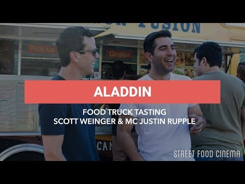 Street Food Cinema: Aladdin Food Truck Tasting Part 2