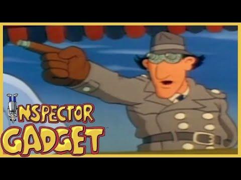 Inspector Gadget | CLASSIC CARTOON | Amusement Park | Videos For Kids