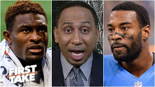 Stephen A. loses it over DK Metcalf's potential: I see the second coming of MEGATRON! | First Take
