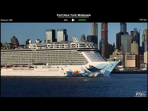 Norwegan Escape leaving for first bermuda cruise out of NYC April 22 2018