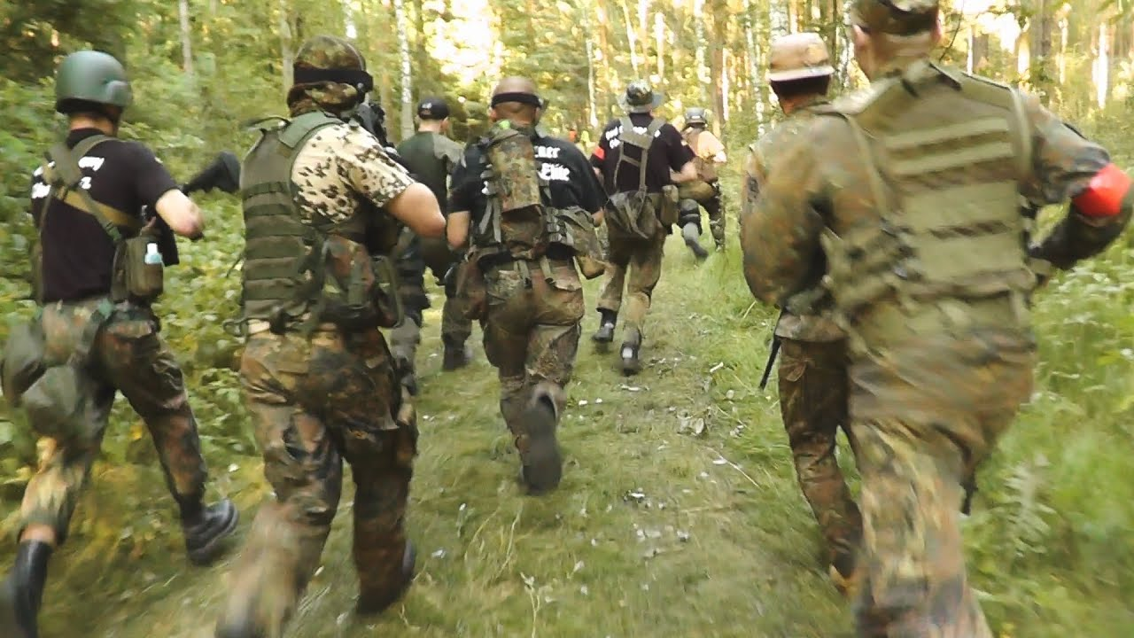 Fight Like A Girl Computer Wallpaper Mega Hardcore German Airsoft Battle Op End War 2 Youtube