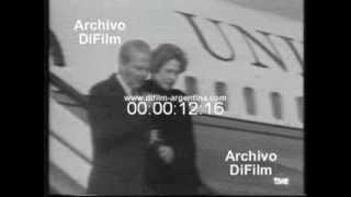 DiFilm - Secretario Estado Norteamericano James Baker visita la URSS (1992)