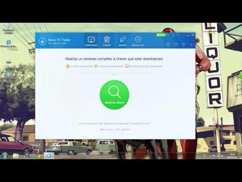 Descargar el Mejor Optimizador para PC 2015 Baidu PC Faster