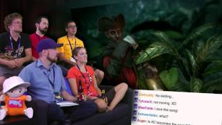 Wicher 3 Killing Monsters CG Trailer! - Pre-Games-PAX-com Show and Trailer LIVE! - Part 2