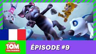 Talking Tom and Friends - Un homme sur la Lune Première partie (Épisode 9)