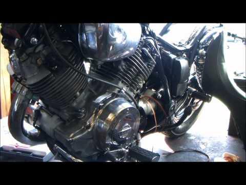 A Work Around For Yamaha Virago Starter Clutch Problems