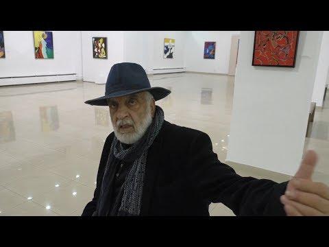 Yerevan, 13.05.18, Su, Video-2, (на рус.), Две выставки.