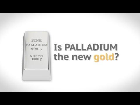 Palladium: More exciting than gold and platinum?