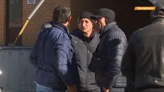 Пожар в Запорожье. Как спасали жильцов хостела